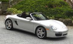 2007 Porsche Boxster Photo 1