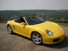 2008 Porsche Boxster Photo 1