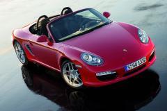 2009 Porsche Boxster Photo 1