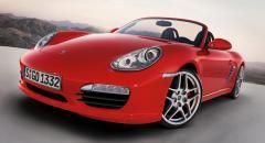 2010 Porsche Boxster Photo 1