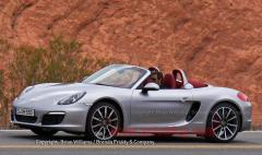 2012 Porsche Boxster Photo 1