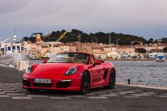 2013 Porsche Boxster Photo 1