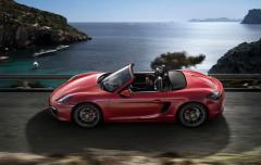 2015 Porsche Boxster Photo 3