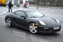 2015 Porsche Boxster Photo 4