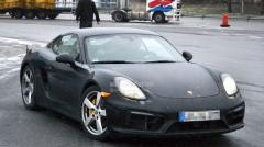 2015 Porsche Boxster Photo 5