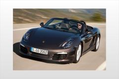 2015 Porsche Boxster exterior