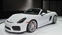 2016 Porsche Boxster Photo 1