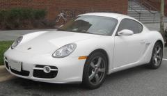 2008 Porsche Cayman Photo 1