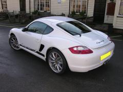 2008 Porsche Cayman Photo 5