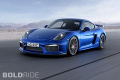 2016 Porsche Cayman Photo 1