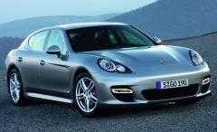 2010 Porsche Panamera Photo 1