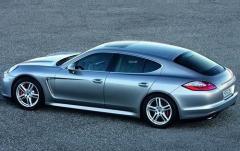 2011 Porsche Panamera exterior
