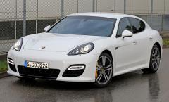 2012 Porsche Panamera Photo 1