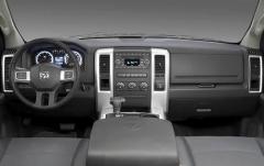 2011 RAM 1500 interior