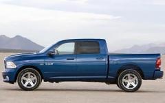 2011 RAM 1500 exterior