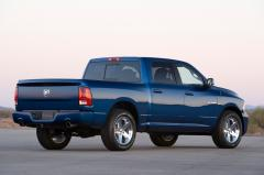 2012 RAM 1500 exterior