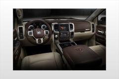 2014 RAM 1500 Tradesman Regular Cab SWB 2WD interior