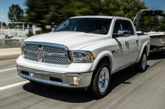 2018 RAM 1500 exterior