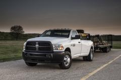 2016 RAM 3500 Tradesman Regular Cab 2WD DRW Photo 2