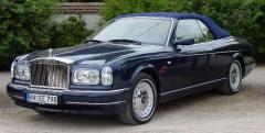 2001 Rolls-Royce Corniche Photo 1