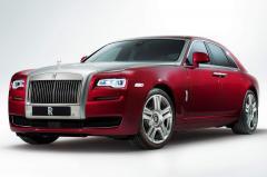 2016 Rolls-Royce Ghost Series II exterior