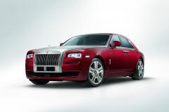 2017 Rolls-Royce Ghost Series II exterior