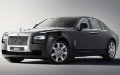 2010 Rolls-Royce Ghost exterior