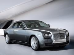 2011 Rolls-Royce Ghost Photo 1