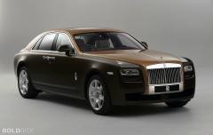 2012 Rolls-Royce Ghost Photo 1
