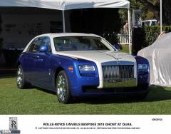 2013 Rolls-Royce Ghost Photo 1