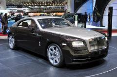 2014 Rolls-Royce Ghost Photo 1
