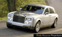 2004 Rolls-Royce Phantom Photo 1