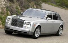 2005 Rolls-Royce Phantom exterior
