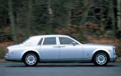 2006 Rolls-Royce Phantom exterior