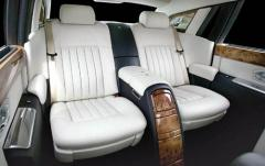 2006 Rolls-Royce Phantom interior