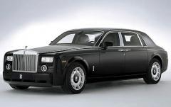 2008 Rolls-Royce Phantom exterior