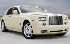 2009 Rolls-Royce Phantom exterior