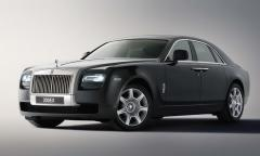 2010 Rolls-Royce Phantom Photo 1