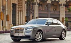 2011 Rolls-Royce Phantom Photo 1