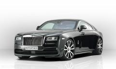 2015 Rolls-Royce Wraith Photo 1