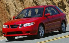 2006 Saab 9-2X exterior