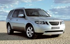 2005 Saab 9-7X exterior