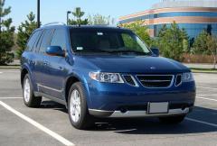 2006 Saab 9-7X Photo 1