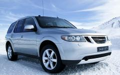 2008 Saab 9-7X Photo 1