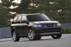 2009 Saab 9-7X Photo 1