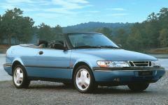 1996 Saab 900 exterior