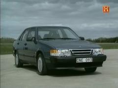 1991 Saab 9000 Photo 1
