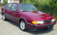 1993 Saab 9000 Photo 1
