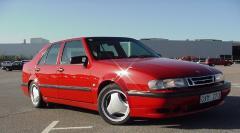 1996 Saab 9000 Photo 1