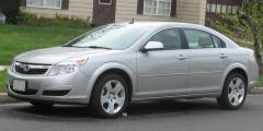 2007 Saturn Aura Photo 1